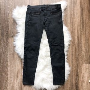 Adriano Goldschmied black jeans